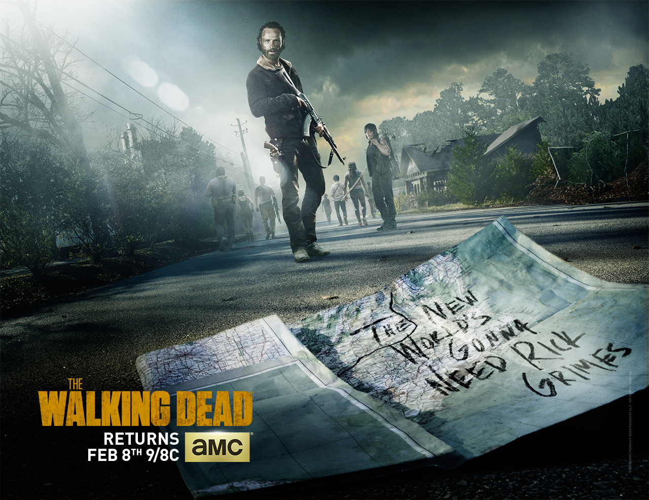 Episode 92 – Return of the Walking Dead